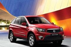 Ssangyong-Actyon-front