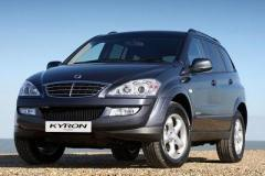 ssangyong-kyron-front